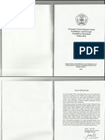 Petunjuk Teknis Bansos Pendidikan Anti Korupsi 2014