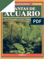 Horst Kaspar - Plantas de Acuario