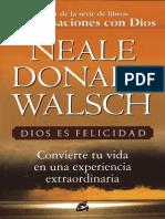 Neale Donald Walsch-Dios Es Felicidad