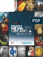 Catalogo Industria Metal Mecanica 2013