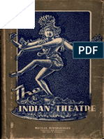 The Indian Theatre - Chandrabhan Gupta
