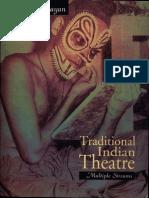 Traditional Indian Theatre Multiple Streams - Kapila Vatsyayan.pdf
