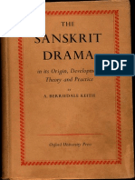 The Sanskrit Drama - A. B. Keith