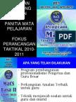 Program MaCS_Peranan PK Dan Panitia Mata Pelajaran