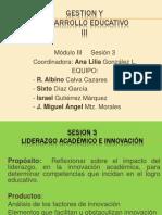 Modulo III Sesion 3