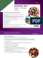naplan pri persuasive worksheets download