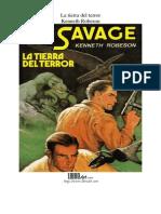 Kenneth Robeson - Doc Savage 2, La Tierra Del Terror