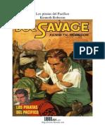 Kenneth Robeson - Doc Savage 5, Los piratas del Pacífico