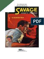 Kenneth Robeson - Doc Savage 6, La Calavera Roja
