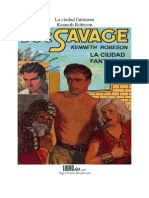 Kenneth Robeson - Doc Savage 10, La Ciudad Fantasma
