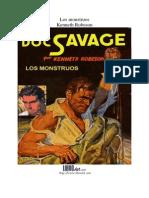 Kenneth Robeson - Doc Savage 14, Los Monstruos