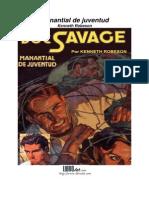 Kenneth Robeson - Doc Savage 19, Manantial de Juventud