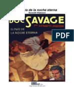 Kenneth Robeson - Doc Savage 25, El país de la noche eterna