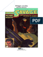 Kenneth Robeson - Doc Savage 28, Peligro Oculto