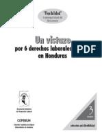 Un Vistazo a 6 Derechos Laborales en Honduras
