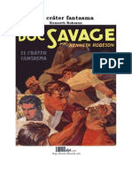 Kenneth Robeson - Doc Savage 30, El cráter fantasma
