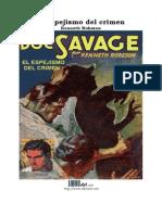 Kenneth Robeson - Doc Savage 35, El Espejismo Del Crimen