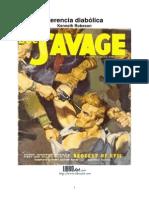 Kenneth Robeson - Doc Savage 96, Herencia diabólica