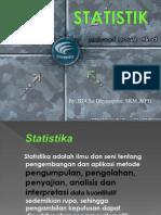 Data, Variabel, Sampel