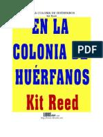 Kit Reed - En la colonia de huérfanos