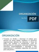 Organizacion Clase