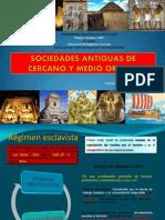 SOCIEDADES ANTIGUAS DE CERCANO Y MEDIO ORIENTE Exposición