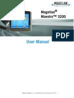 Manual-Maestro 3200 Manual En