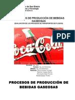 Bebidas Gaseosas EMBOL S.a.