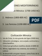 CULTURAS MEDITERRÁNEAS