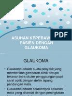 Askep Glaukoma (Neuro)