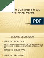 Efectos de La Reforma a La Lft Acapulco 2013