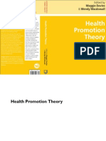 global h andbook on noncommunicable diseases and health promotion mcqueen david v