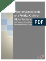 Política Criminal Globalizadora