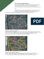 Membuat Peta Denah Lokasi Dengan Akurat