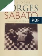 Barone, Orlando -Diálogos Borges-Sábato