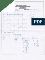Tugas Analisa Struktur 1
