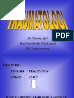 TraumatologI Forensik PPT Lengkap