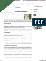 La acidificación, principal causa de enfermedad _ Ferran Rodríguez