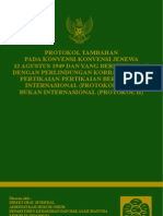 Protokol Tambahan 1977