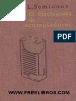 El Electricista de Acumuladores Semionov
