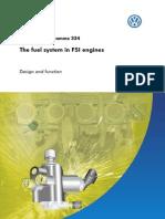 FSI Fuel System