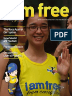 I Am Free Report 2011