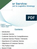 2011 Lscm Lesson2 Customer Service