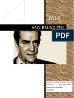 Monografia Bruno Zevi