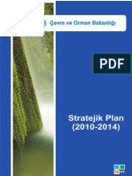 Cevre Stratejik Plan 2010 - 2014