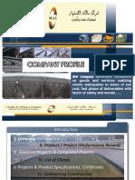 MAI Co. Profile 2014