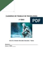 Cuaderno de Tecnologia 4eso