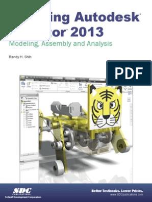 Autodesk Inventor Professional Tutorial PDF | Icon
