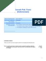 Languages Lc Sawah Pak Yono