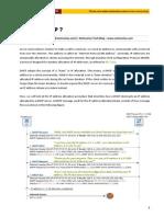 Netmanias.2013.07.01.What is DHCP (en)